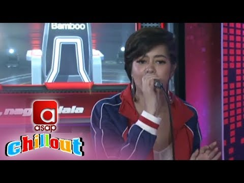 Sue Performs 'Nadarang' In The Voice Open Mic | ASAP Chillout