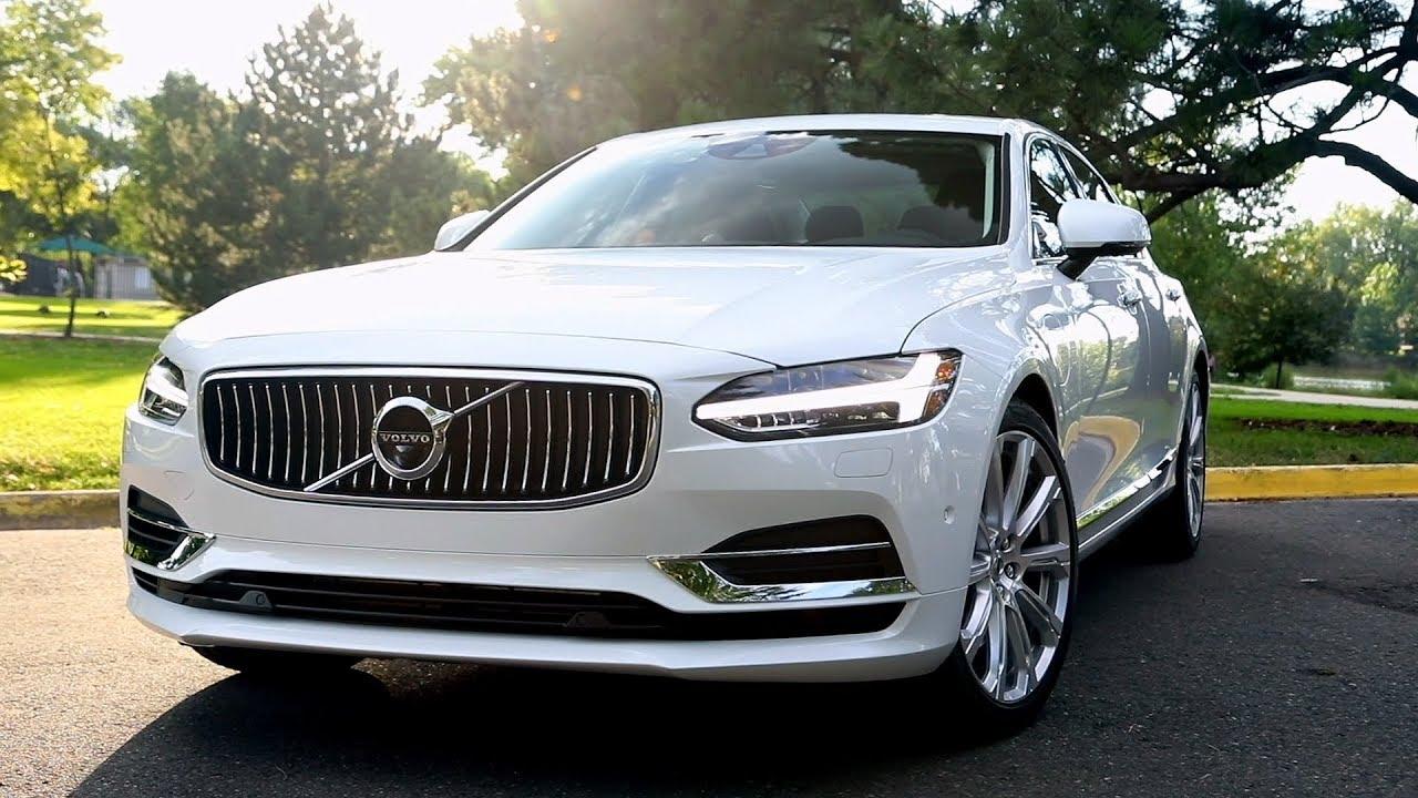 2018 Volvo S90 T8 Us Spec Youtube