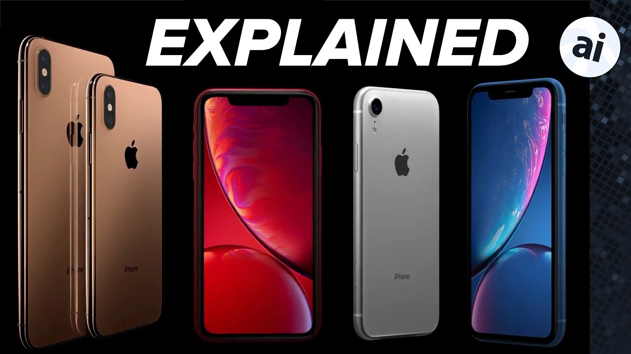 Apple now accepting preorders of iPhone XS, iPhone XS Max