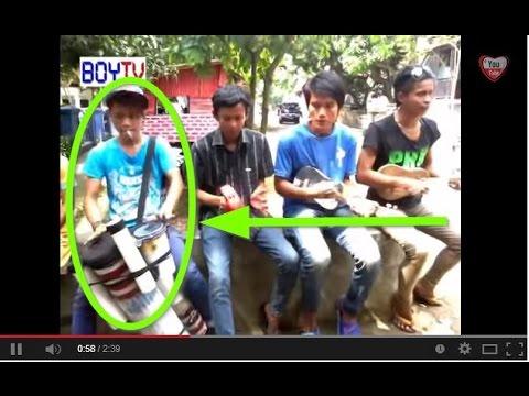 Pengamen Berbakat dari Cirebon | Grup Anak Pengamen Global (golongan abal-abal)