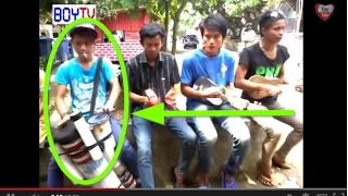 Pengamen Berbakat dari Cirebon | Grup Global (golongan abal-abal)