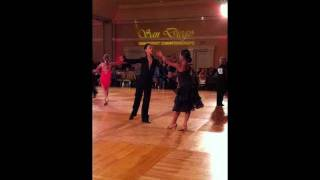 SAN DIEGO BALLROOM DANCE COMPETITION