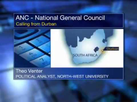 ANC policy meeting with Theo Venter