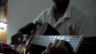 moving clouds in classic guitar