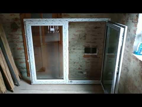 """Штульповое окно WDS 7 Series от компании """" Окна стиль"""""""