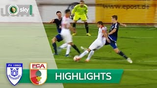 FV Ravensburg - FC Augsburg 0:2 | Highlights DFB-Pokal 1. Runde