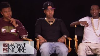 Soulja Boy, Young Berg, And Lil Fizz On Relationships & Parenting | MadameNoire