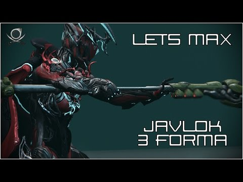 (Warframe) Lets Max Javlok - If In Doubt, Just Throw It!