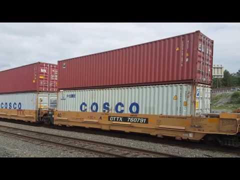 Harrisburg Pennsylvania NS Rails