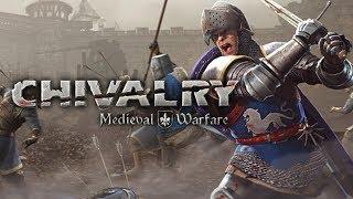 Я ОЧУТИЛСЯ В СРЕДНЕВЕКОВЬЕ  ВЫЖИВЕТ СИЛЬНЕЙШИЙ Chivalry Medieval Warfare