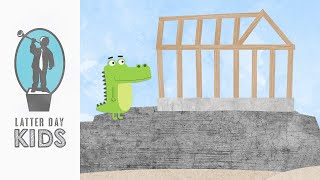 The Wise Alligator | Animated Scripture Lesson for Kids