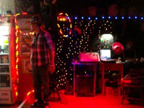 'The dancing barman' - Karaoke @ The Cavern