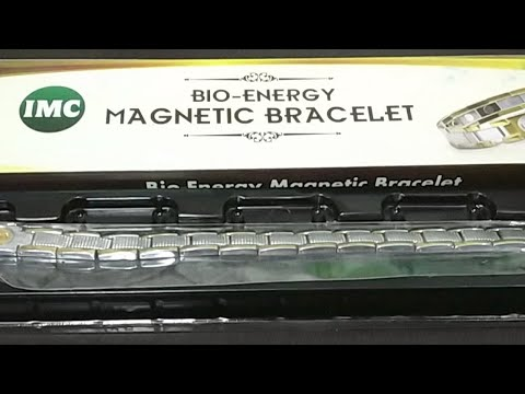 6920b2aeea517 IMC Bio-Energy Magnetic Bracelet : Feature and Quick Review (Hindi)