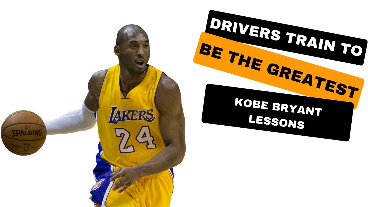 #TRDCSHOW S5 E8 - Drivers, Train To Be The Greatest. Kobe Bryant Lessons