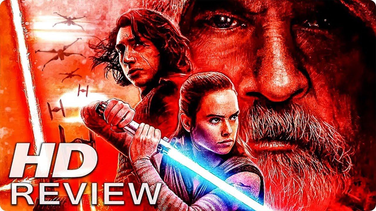Star Wars 8 Kritik Review 2017