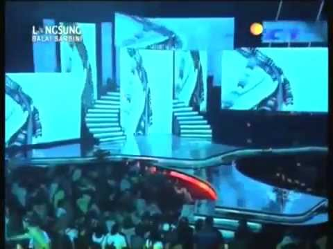 TEGAR feat SETIA BAND (LIVE) stasiun cinta