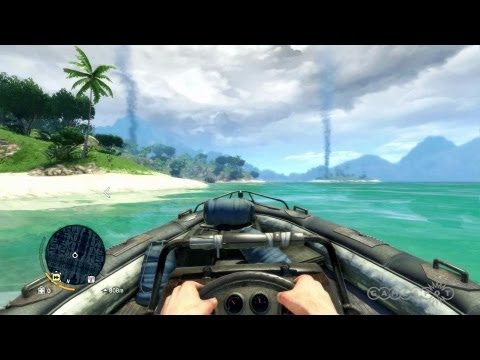 Far Cry 3 Exclusive - Exploring the Sandbox Gameplay Trailer