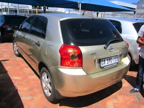 2005 Toyota Runx 140rt Auto For Sale On Auto Trader South Africa