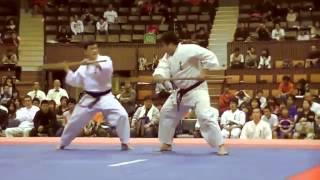 Kyokushinkan tribute to Shihan Okazaki.