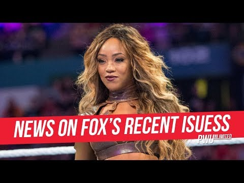 Backstage Issues With Alicia Fox Lead To WWE Offering To Send Her To Rehab