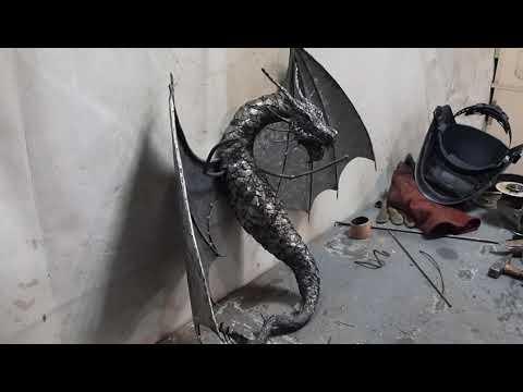 Дракон своими руками