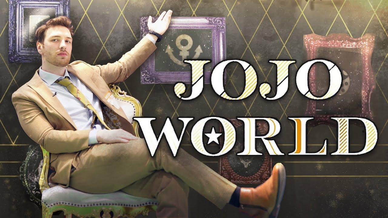 I Tried Japan's JoJo World