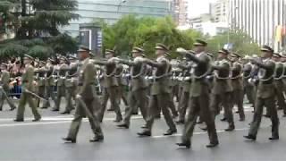 Desfile 12 de Octubre 2018 Madrid (desfile completo)
