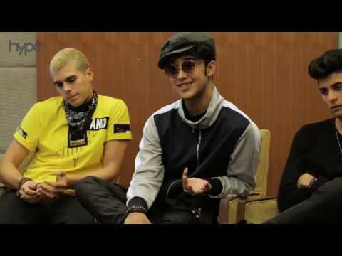 Hype's Exclusive: CNCO talks about Little Mix, future English album & love