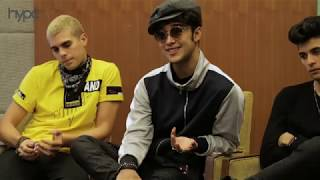 Download lagu Hype s Exclusive CNCO talks about Little Mix future English albumlove MP3