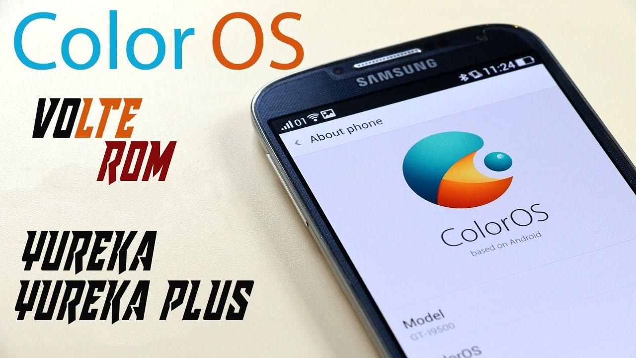 [VoLTE] Color OS V3 0 0i [LP 5 1]Stable & Daily Drive For Yureka/Yureka+