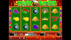 Magic Target slot game from multigame system.