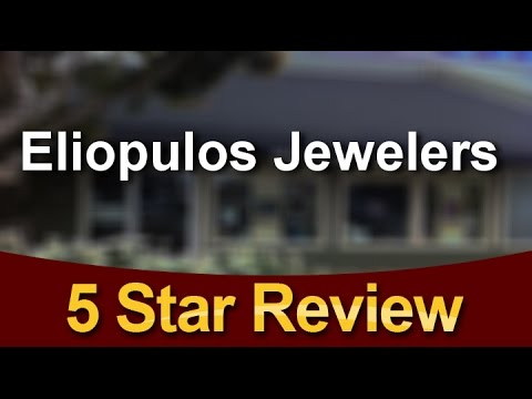 Eliopulos Jewelers 5 Star Review by Calvin Y. {custom diamon