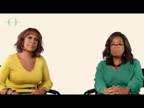 Oprah And Gayle Talked About What They'd Do If Gayle Ever Slept With Stedman And I'm Kinda Obsessed