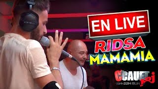 RIDSA - MAMAMIA - LIVE