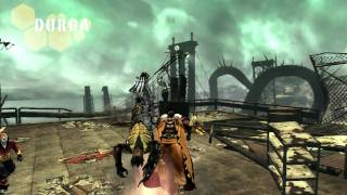 Anarchy Reigns: Durga Anarchy is King HD Video Game Trailer - PS3 X360
