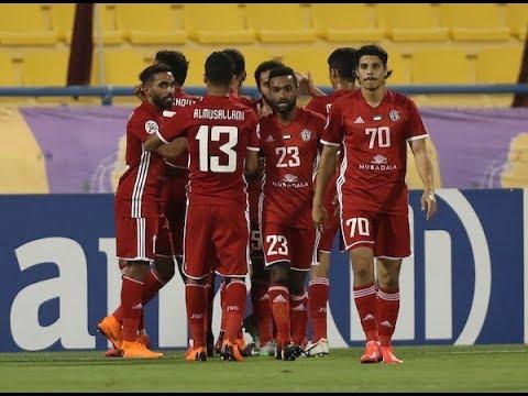 Al Gharafa 2-3 Al Jazira (AFC Champions League 2018: Group Stage)