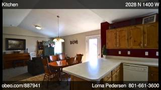 2028 N 1400 W Clinton UT 84015 - Lorna Pedersen - MANSELL REAL ESTATE - OGDEN OFFICE