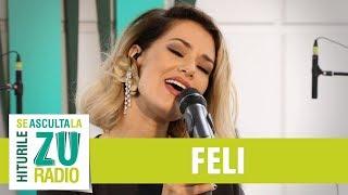 FELI - Acasa (Live la Radio ZU)