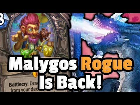 OTK Malygos Rogue Is Back - Hearthstone Descent Of Dragons