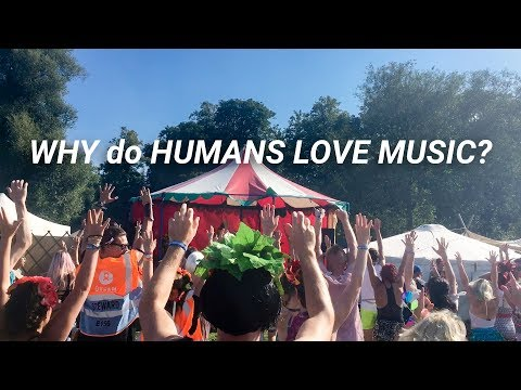 Why do We Love Music?