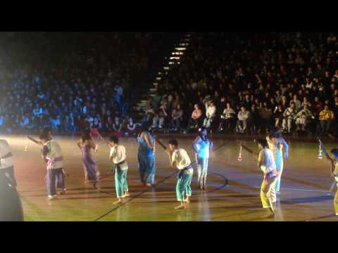 Cambodian Cultural Dance at Independence High School