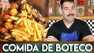 Comida de Boteco Raiz | Role do Djair