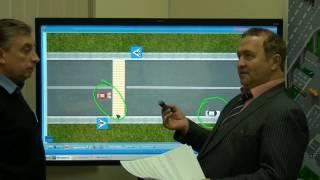 Порядок проезда пешеходного перехода ( новая программа обучения Центральной автошколы Москвы)