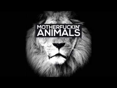 Martin Garrix Vs Botnek VS Geaux - Animals...