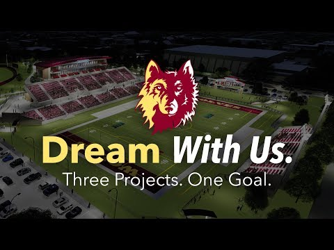The Educational Impact Campaign Flyover - Transforming Northern State University