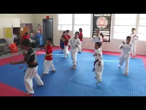 Nippon Kenpo Karate @ the Rialto Community Center