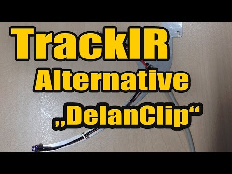 Opentrack Head Tracking