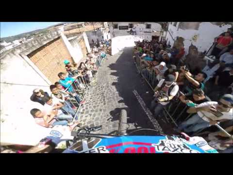 Yoann Barelli s 2016 Taxco DH Run