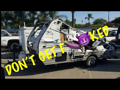 Buying A Camper From Copart? Don't Make This Mistake!!!
