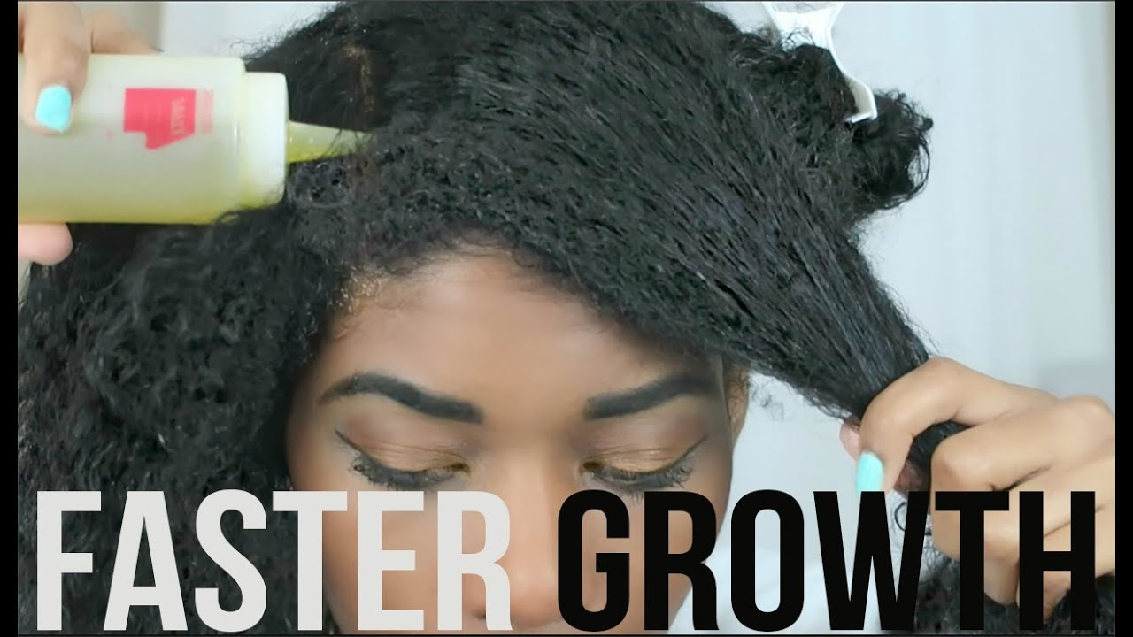 Best Oil Mixture For Natural Black Hair